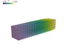 linear_elasticity/linear_elastic_tractions py — SfePy 2019 2
